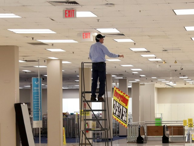 The retail apocalypse has claimed 6,000 US stores in 2019 so far, more than the total number to shut down in all of 2018