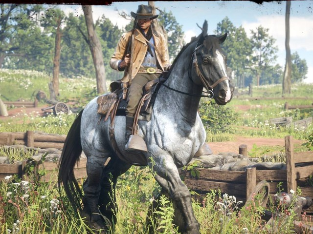 Red Dead Redemption 2: how to get the War Horse and other bonus DLC items
