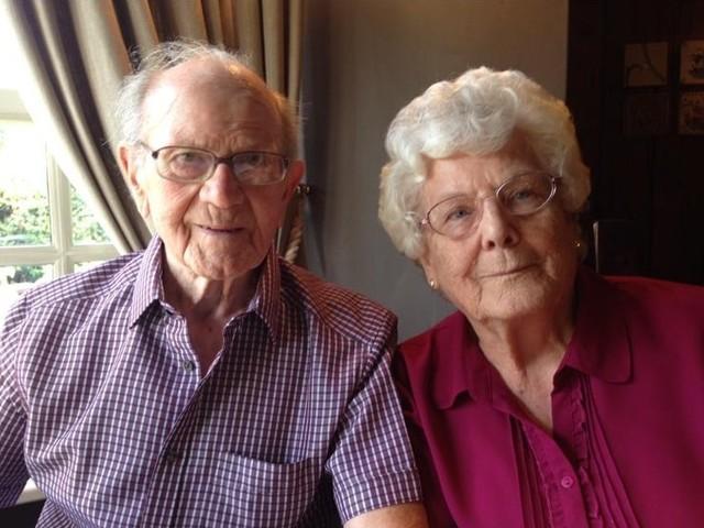 Jeff and Mollie Skilton set to celebrate 70th anniversary
