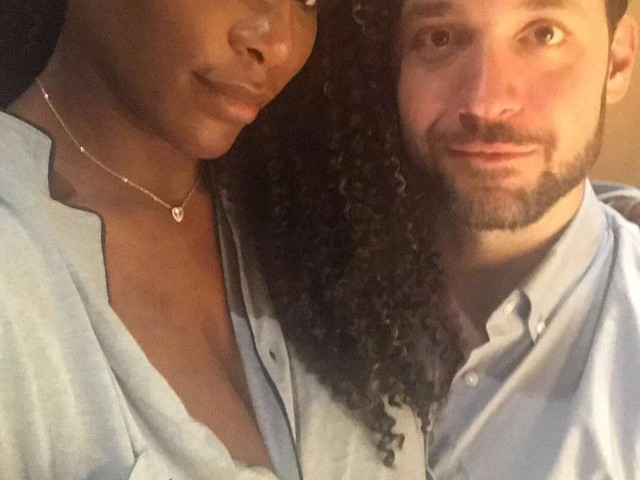 Serena Williams Set to Marry Alexis Ohanian This Week in New Orleans!