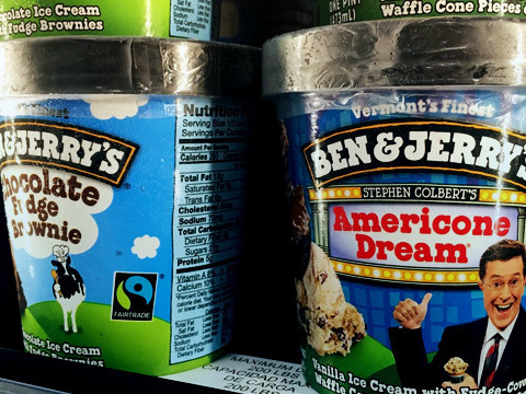 Ben And Jerry's Released A Woke Tweet About Pot Arrests For 4/20 And People Are Impressed And Confused