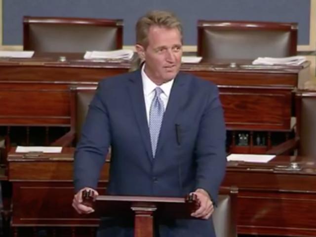 Republican Senator Jeff Flake Takes Astonishing Stand Against Donald Trump In Scathing Resignation Speech