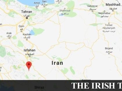 Passenger aircraft crashes in Iran