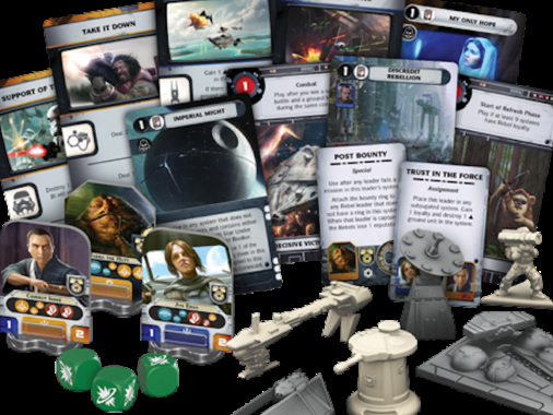 Rise of the Empire expands Star Wars: Rebellion in all the right ways