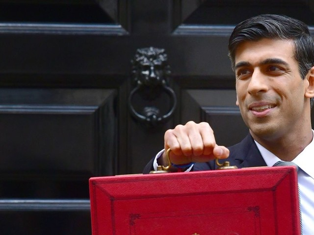 Rishi Sunak 'Risks Sparking ERG-Style Tory Rebellion' If He Delays Tax Hikes