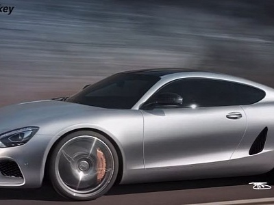 Mercedes-AMG GT Gets Turned into a Mid-Engined Supercar, Looks Like a Porsche