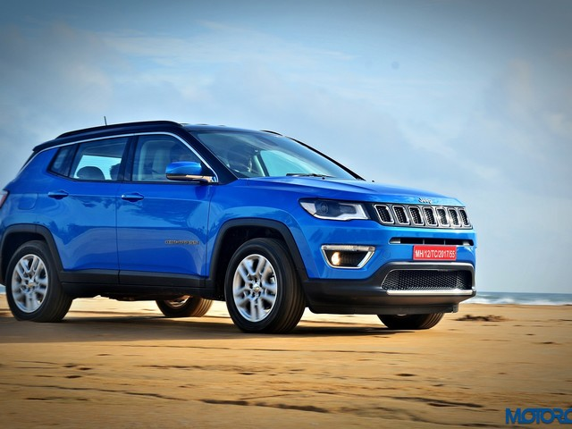 Jeep Compass Receives 1000 Bookings In 3 Days