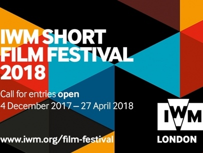 Submissions open for IWM Short Film Festival 2018