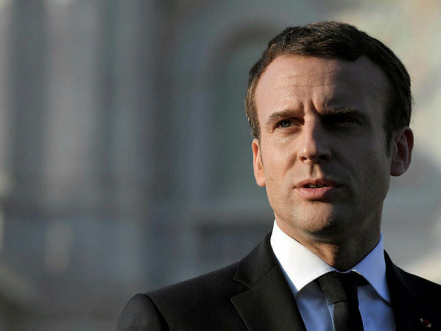 France's Macron warns against 'escalation of tensions' over N.Korea