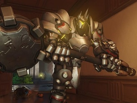 A reminder that Overwatch should be the friendliest shooter ever
