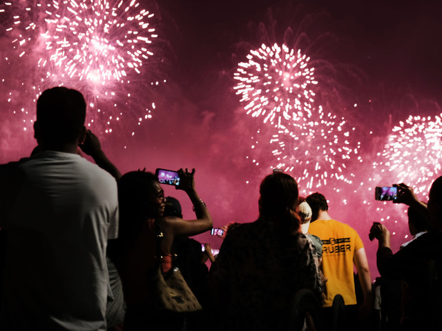 Fireworks To Honor Essential Workers Tonight As New York Lifts Most COVID Restrictions