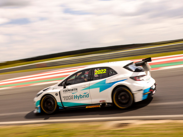 Racing lines: the ghost of BTCC yet to come