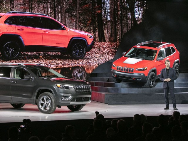New 2019 Jeep Cherokee : Official Release
