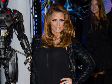 Katie Price to legally change name after wedding