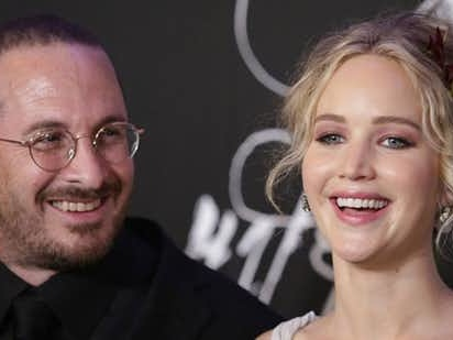 Why Sources Say Jennifer Lawrence Is Now Engaged To 48-Year-Old Director Darren Aronofsky