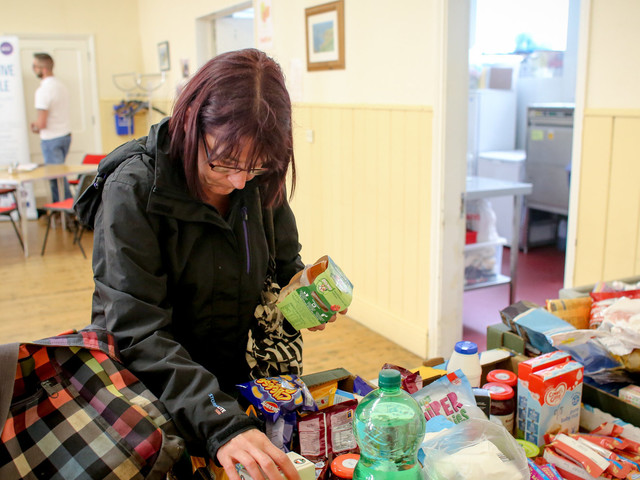Report Reveals 'Staggering' Scale Of Foodbank Demand In Britain