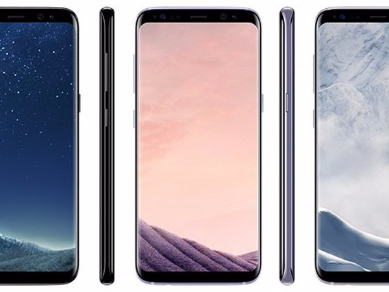 The latest Samsung Galaxy S8 leak claims to show different color options for the upcoming phones