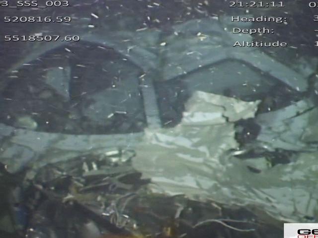 Emiliano Sala Plane Crash: New Photographs Of Wreckage Released