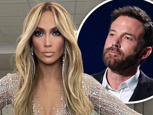 Jennifer Lopez 'is moving in a romantic direction' with ex-fiance Ben Affleck after Montana getaway