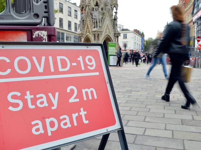 Leicester hits 10,000 coronavirus case milestone