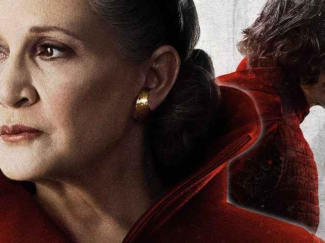 Carrie Fisher Honored By Chinese Theatre on The Last Jedi's Opening Night