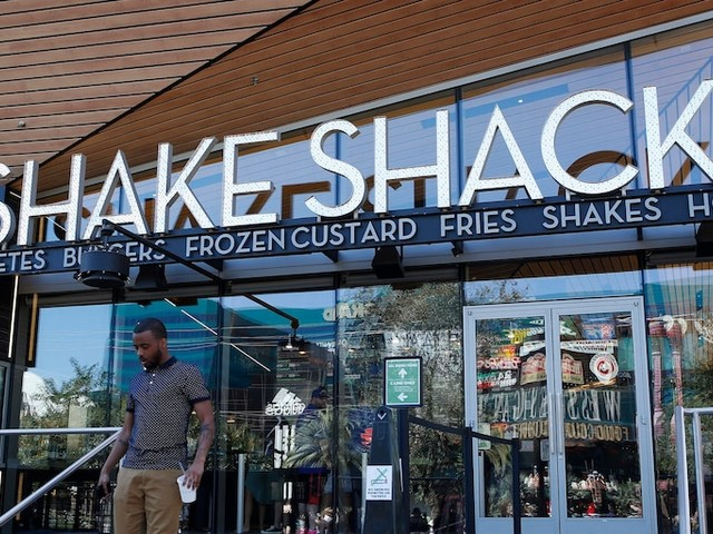 Goldman Sachs thinks Shake Shack could surge 80% in just one year, fueled by an exclusive partnership with GrubHub (SHAK)