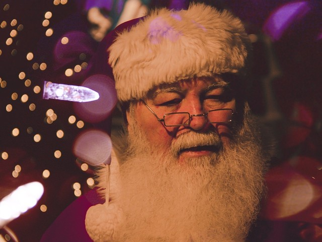 International academic 'Santa survey' shows children stop believing in Father Christmas aged eight