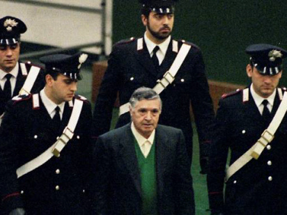 'Boss of bosses' Toto Riina, feared Godfather from Corleone dies at 87