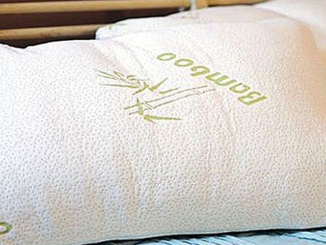 Rest easy on these cozy, comfy, eco-friendly bamboo pillows