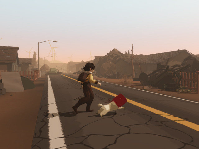 Plasticity is a free game about small acts of environmental kindness