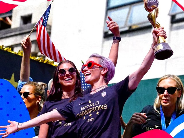 The Women's World Cup showed what women's sports should be
