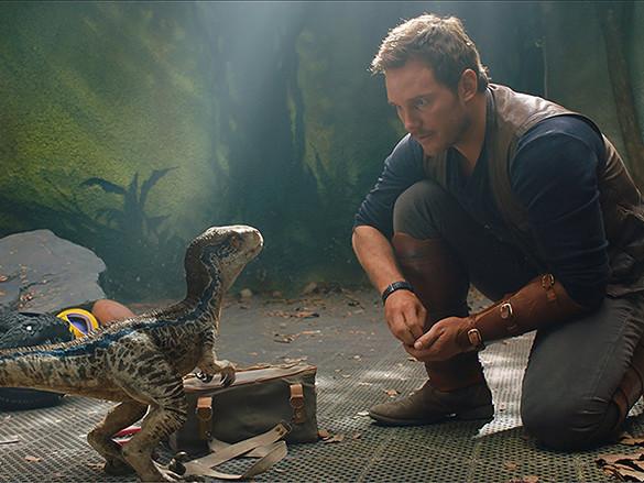 Jurassic World sequel crosses $700 million at global box office