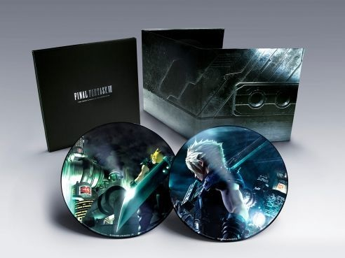 Final Fantasy VII and Final Fantasy VII Remake soundtracks to be re-released on vinyl
