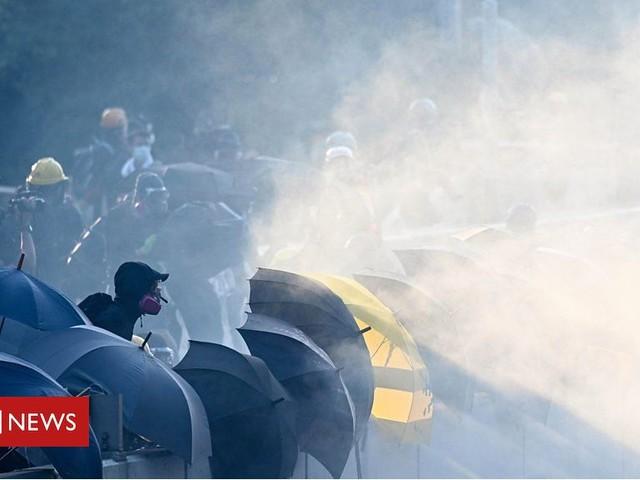 Looking back at 100 days of protests in Hong Kong