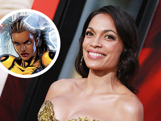 Rosario Dawson in Talks for X-Men Spinoff 'New Mutants'
