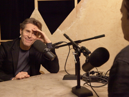 Playback: Willem Dafoe on 'The Florida Project' and a Return to Superhero Movies in 'Aquaman'