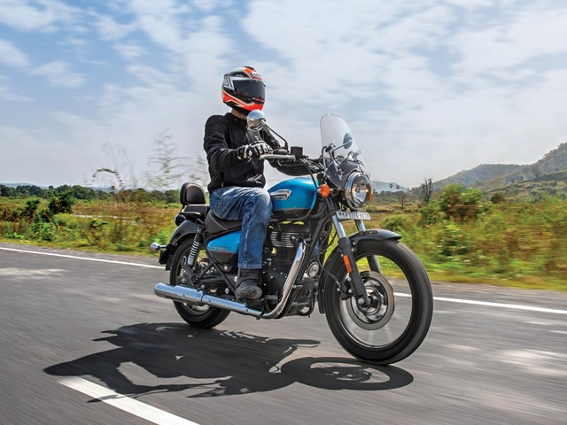 Review: Royal Enfield Meteor 350 review, test ride