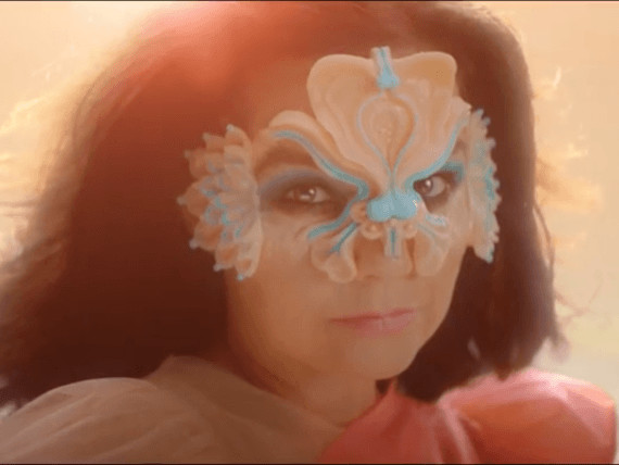 Watch Björk's trippy new video for The Gate