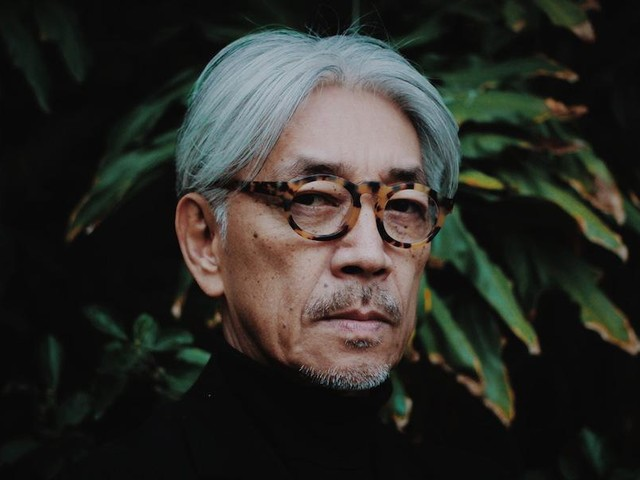 Ryuichi Sakamoto announces async compilation featuring Arca and Oneohtrix Point Never