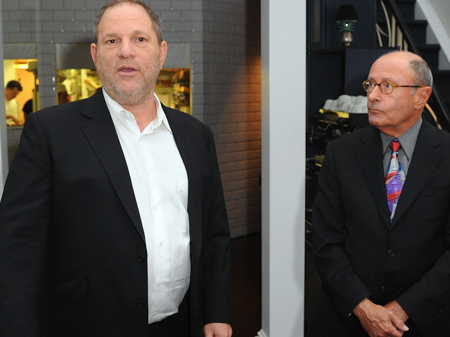 The Most Powerful Journalist In Hollywood Protected Harvey Weinstein For Years