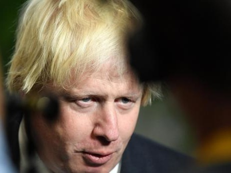 Boris Johnson 'caught on camera quoting Kipling poem in Burmese temple'