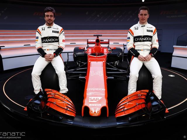 McLaren confirms launch date for 2018 car   2018 F1 season