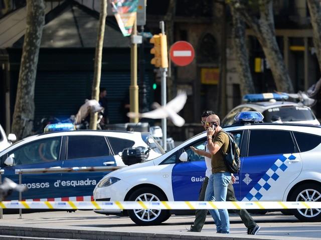 Barcelona Attack Witnesses Describe Screams And Panic As Van Drives Into People In Las Ramblas Area