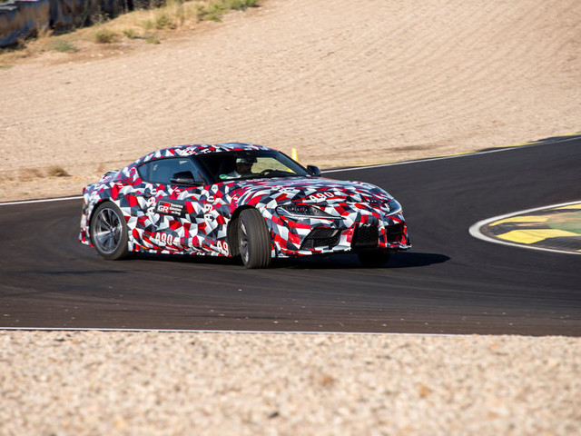 New 2019 Toyota Supra - official reveal video leaked