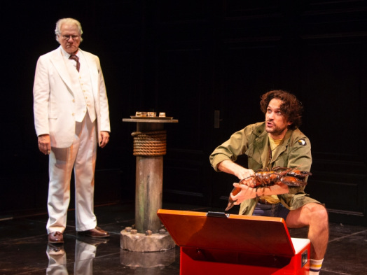 Off Broadway Review: John Guare's 'Nantucket Sleigh Ride'