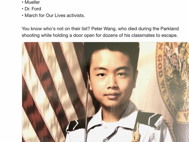 There's a reason the MSM and entertainment industry don't celebrate real heroes anymore: it would expose the shallowness and vacuousness of the icons they parade in front of us.