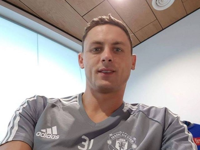 Nemanja Matic's Man Utd squad number confirmed