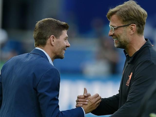Jamie Carragher tips Steven Gerrard to succeed Jurgen Klopp as Liverpool boss