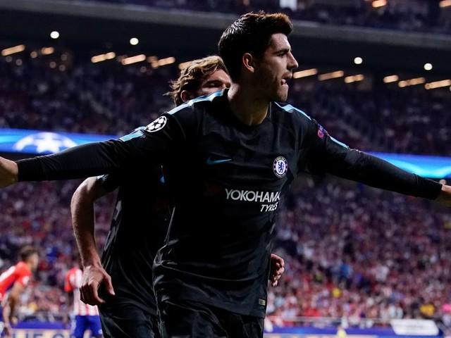Former Real Madrid striker Álvaro Morata very happy to finally score against Atlético Madrid