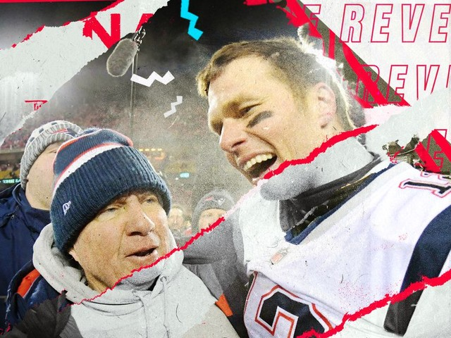 How the Patriots built their dynasty on sweet, sweet revenge